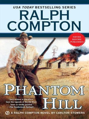 cover image of Ralph Compton Phantom Hill