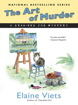 cover image of The Art of Murder