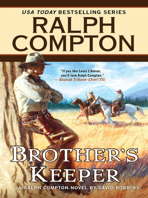 cover image of Ralph Compton Brother's Keeper