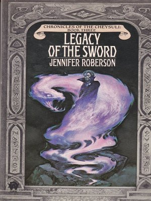 cover image of Legacy of the Sword