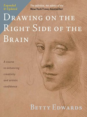 cover image of Drawing on the Right Side of the Brain