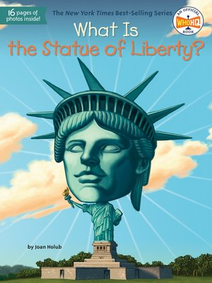 cover image of What Is the Statue of Liberty?