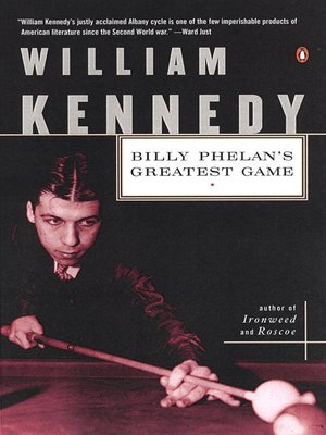 cover image of Billy Phelan's Greatest Game