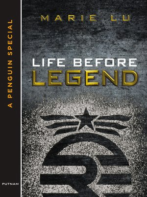 cover image of Life Before Legend