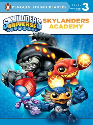 cover image of Skylanders Academy