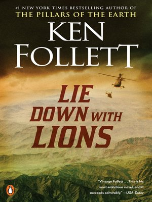 cover image of Lie Down with Lions