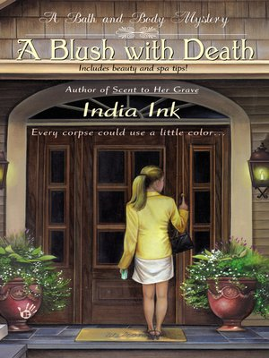 cover image of A Blush with Death