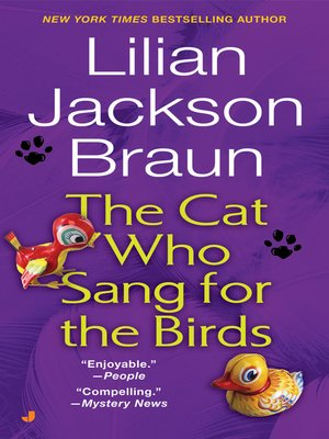 cover image of The Cat Who Sang for the Birds