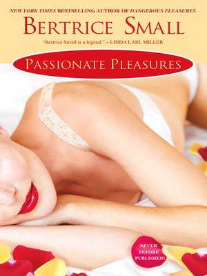 cover image of Passionate Pleasures