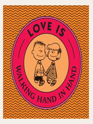 cover image of Love Is Walking Hand in Hand