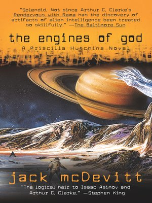 cover image of The Engines of God