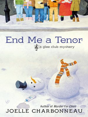 cover image of End Me a Tenor