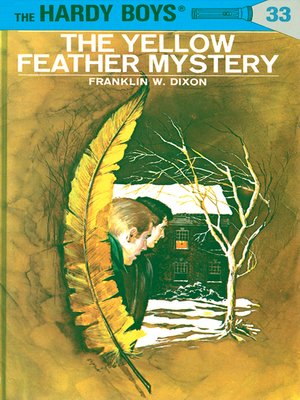 cover image of The Yellow Feather Mystery