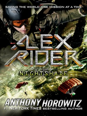 cover image of Nightshade