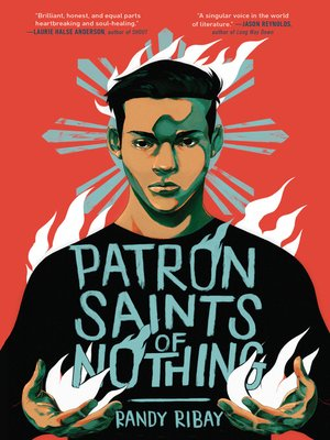 cover image of Patron Saints of Nothing