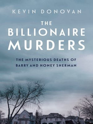 cover image of The Billionaire Murders