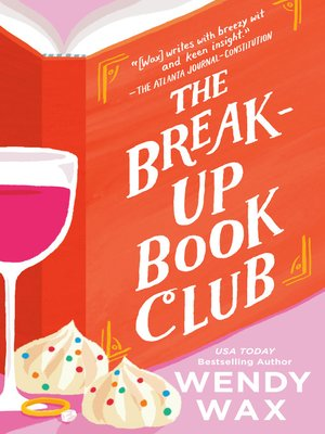 cover image of The Break-Up Book Club