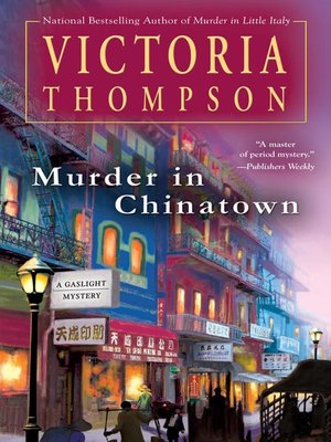cover image of Murder in Chinatown