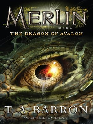 cover image of The Dragon of Avalon