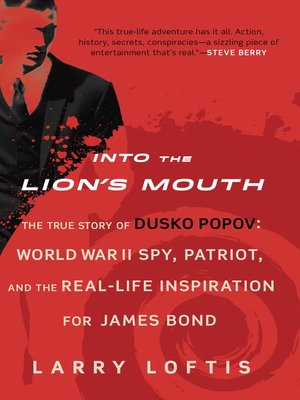 cover image of Into the Lion's Mouth