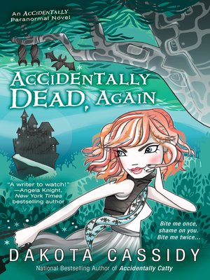 cover image of Accidentally Dead, Again
