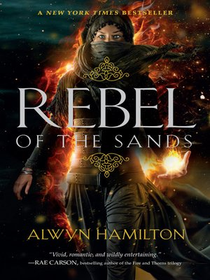cover image of Rebel of the Sands