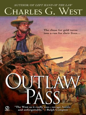 cover image of Outlaw Pass