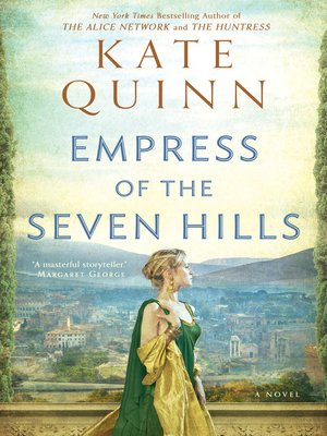 cover image of Empress of the Seven Hills