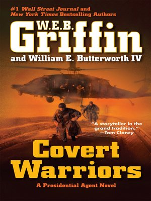 cover image of Covert Warriors