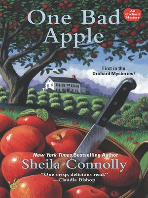 cover image of One Bad Apple