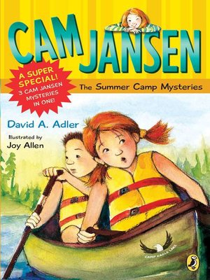 cover image of Cam Jansen and the Summer Camp Mysteries
