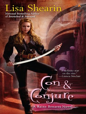 cover image of Con & Conjure