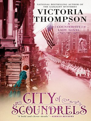 cover image of City of Scoundrels