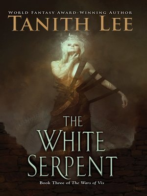 cover image of The White Serpent