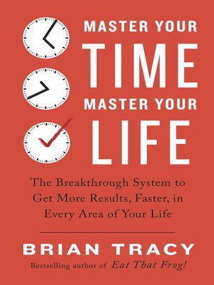 cover image of Master Your Time, Master Your Life