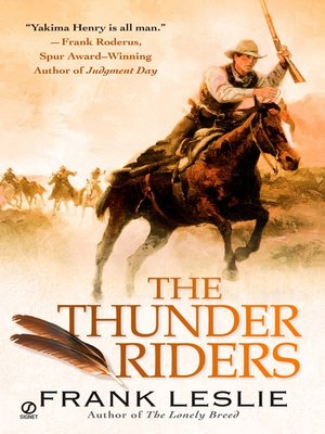 cover image of The Thunder Riders