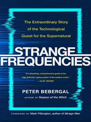 cover image of Strange Frequencies