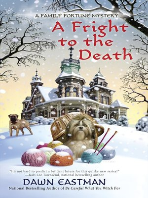 cover image of A Fright to the Death