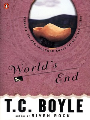 cover image of World's End