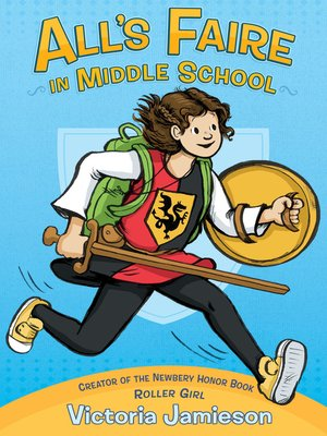 cover image of All's Faire in Middle School