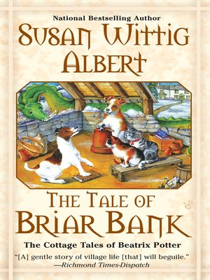 cover image of The Tale of Briar Bank