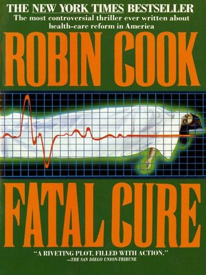 cover image of Fatal Cure