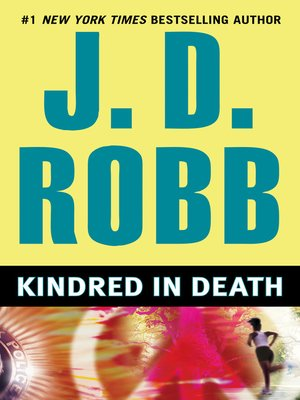 cover image of Kindred in Death