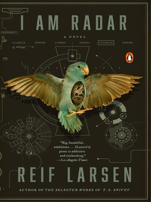 cover image of I Am Radar