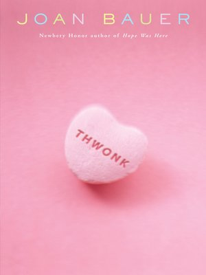 cover image of Thwonk