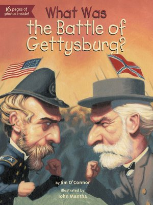 cover image of What Was the Battle of Gettysburg?