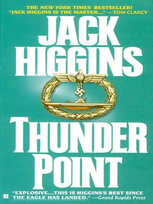 cover image of Thunder Point