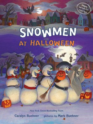 cover image of Snowmen at Halloween
