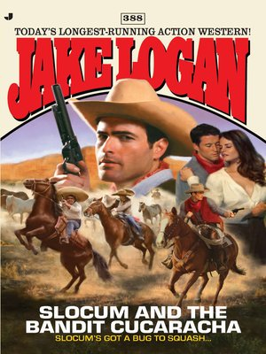 cover image of Slocum and the Bandit Cucaracha