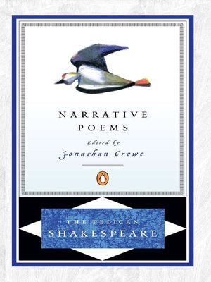 cover image of The Narrative Poems